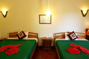 Green Plateau Lodge, Lodge  Banlung - big - 34