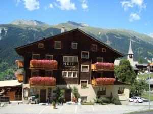 Accommodation in Ernen
