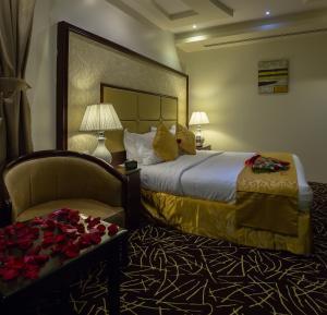 Rest Night Hotel Apartment, Apartmánové hotely  Rijád - big - 38