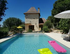 Accommodation in Loubressac