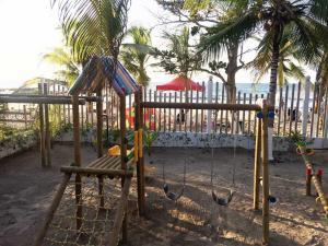 Cabañas Aqua Blue, Residence  Coveñas - big - 11