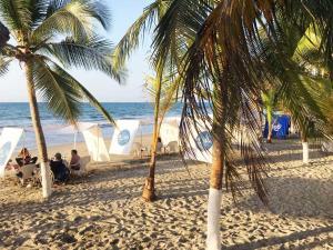 Cabañas Aqua Blue, Residence  Coveñas - big - 10