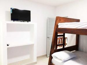 Cabañas Aqua Blue, Residence  Coveñas - big - 7
