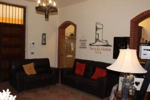B&B Torre Di Cicala, Bed and Breakfasts  Partinico - big - 42