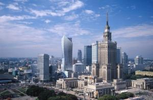 Warsaw Center Apartment near Central Railway Station