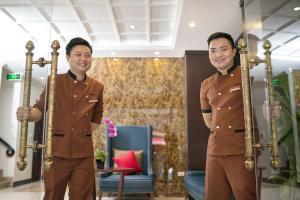 Serene Boutique Hotel & Spa, Hotels  Hanoi - big - 104