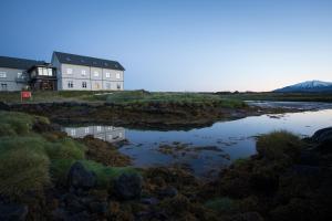 Hotel Búdir, Hotely  Búðir - big - 32
