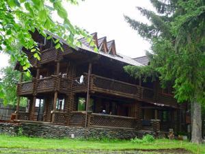 Holiday homes Raisky Ugolok - Chaykovskiy