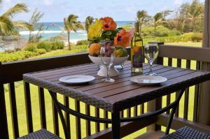 Kaha Lani Resort #221, Oceanfront - Nawiliwili