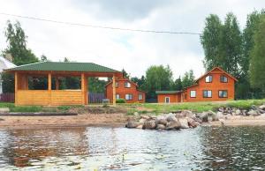 Cottage Complex ''Uiutni Prichal'' - Nizhniye Subbochintsy