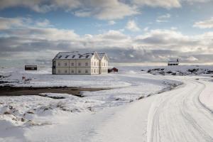 Hotel Búdir, Hotely  Búðir - big - 48