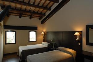 Molí Blanc Hotel, Hotely  Jorba - big - 6