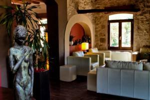 Molí Blanc Hotel, Hotely  Jorba - big - 30