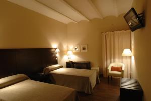 Molí Blanc Hotel, Hotely  Jorba - big - 2