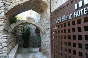 Molí Blanc Hotel, Hotely  Jorba - big - 25