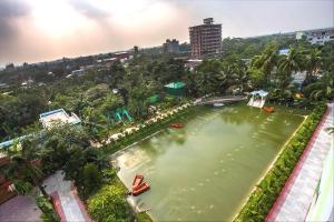 Green View Resort & Convention Center, Курортные отели  Дакка - big - 230