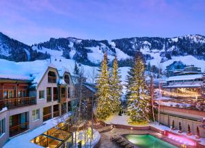 The Little Nell - Accommodation - Aspen