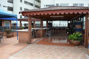 Ribera del Rio Av 2da Norte, Apartmánové hotely  Cali - big - 54