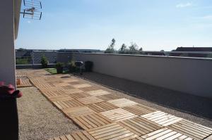 Słoneczne Tarasy - Apartament Brzozowy