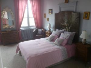 Chambres d'hotes Autour de la Rose, Bed and Breakfasts  Honfleur - big - 5
