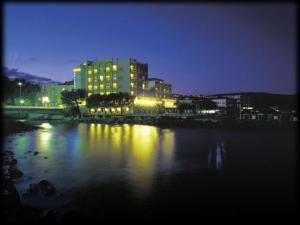 Hotel Bellevue Et Mediterranée, Hotely  Diano Marina - big - 32