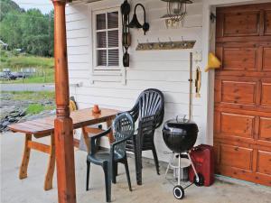 Holiday home Bømlo Bømmelhavnv., Dovolenkové domy  Bømlo - big - 16