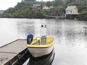Holiday home Bømlo Bømmelhavnv., Dovolenkové domy  Bømlo - big - 14