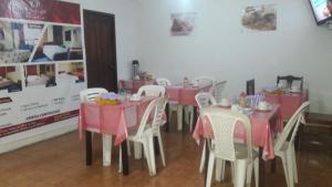 Hostal Turístico Huella's, Vendégházak  Trujillo - big - 27