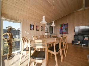 Holiday home Skræddermarken, Ferienhäuser  Sønderho - big - 30