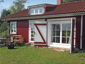 Holiday home Ulsnis 14 with Sauna - Brebel