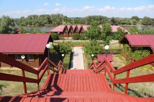 База отдыха Рыбацкая деревня, Енотаевка