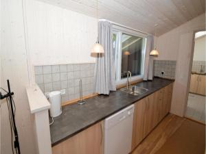 Kløér fem, Prázdninové domy  Vejers Strand - big - 19