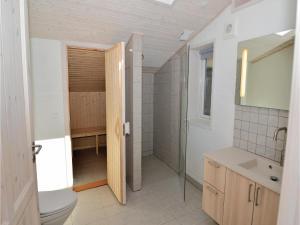 Kløér fem, Prázdninové domy  Vejers Strand - big - 16