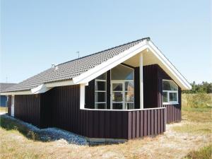 Holiday home Rauhesvej Hvide Sande V, Nyaralók  Bjerregård - big - 1