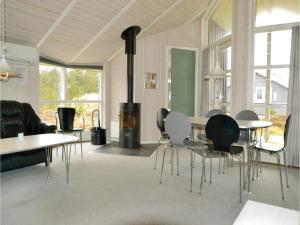 Holiday home Rauhesvej Hvide Sande V, Nyaralók  Bjerregård - big - 4