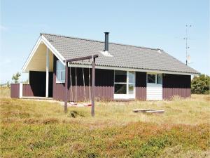 Holiday home Rauhesvej Hvide Sande V, Nyaralók  Bjerregård - big - 17