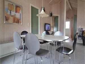 Holiday home Rauhesvej Hvide Sande V, Nyaralók  Bjerregård - big - 23