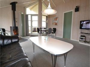 Holiday home Rauhesvej Hvide Sande V, Nyaralók  Bjerregård - big - 7