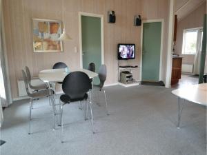 Holiday home Rauhesvej Hvide Sande V, Nyaralók  Bjerregård - big - 8
