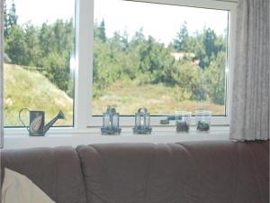 Holiday home Rauhesvej Hvide Sande V, Nyaralók  Bjerregård - big - 10