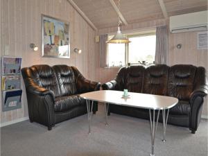 Holiday home Rauhesvej Hvide Sande V, Nyaralók  Bjerregård - big - 36