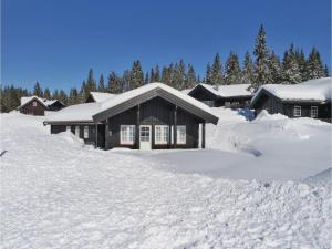 Five-Bedroom Holiday Home in Lillehammer, Holiday homes  Lillehammer - big - 22