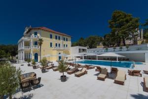 Hotel Esplanade, Hotels  Crikvenica - big - 33