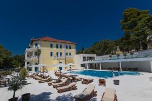 Hotel Esplanade, Hotels  Crikvenica - big - 27