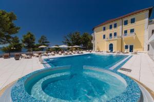 Hotel Esplanade, Hotels  Crikvenica - big - 34