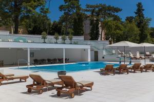 Hotel Esplanade, Hotels  Crikvenica - big - 23
