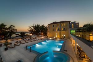 Hotel Esplanade, Hotels  Crikvenica - big - 38