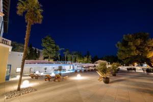 Hotel Esplanade, Hotels  Crikvenica - big - 41