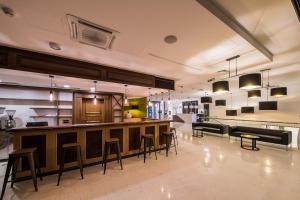 Hotel Esplanade, Hotels  Crikvenica - big - 43