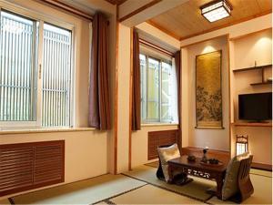 Hongduan Japanese Style Inn, Ubytování v soukromí  Peking - big - 15